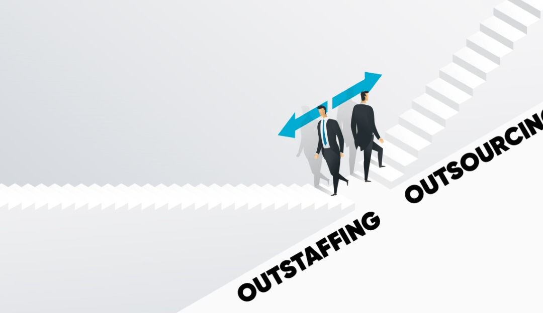 BOOSTING YOUR IT DEVELOPMENT CAPACITY; OUTSOURCING OR OUTSTAFFING?
