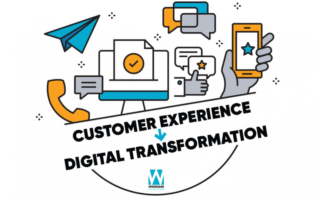 HOW MONITORING CUSTOMER EXPERIENCE HELPS TO SUCCEED IN YOUR DIGITAL TRANSFORMATION